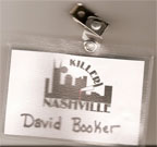 Killer Nashville badge
