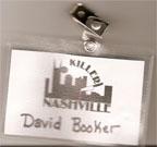 Killer Nashville badge