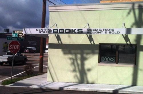 Central Street Books
