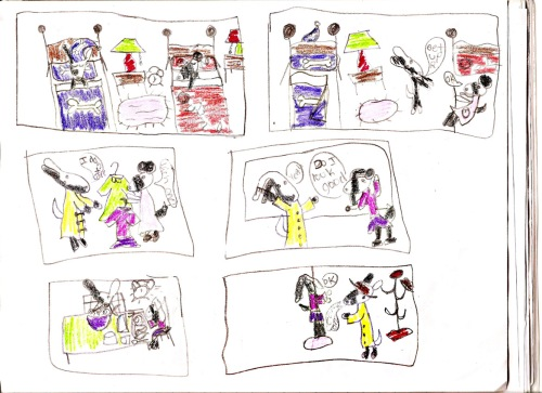 Cartoonist: Lauren Booker