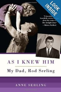 One of the recent books about Rod Serling to be published.