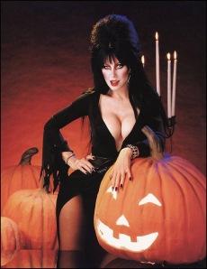 Elvira: a vixen for Halloween
