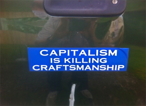 Bumper stick thought.
