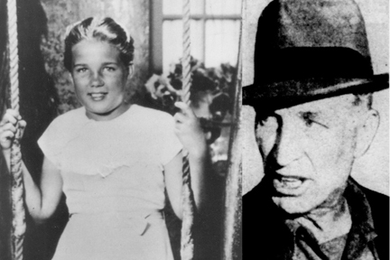 Sally Horner and Frank La Salle