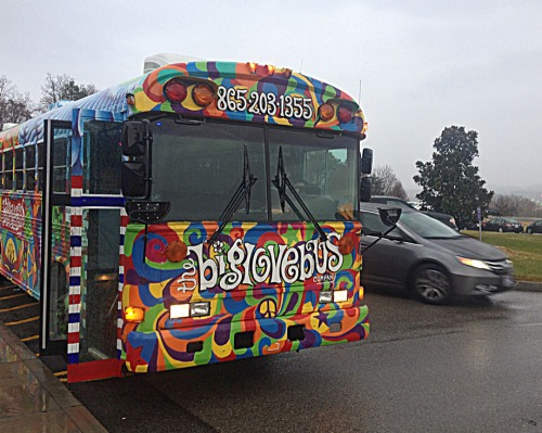 Big Love Bus