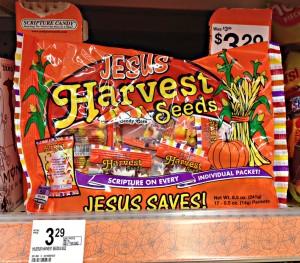 Jesus Harvest Seeds