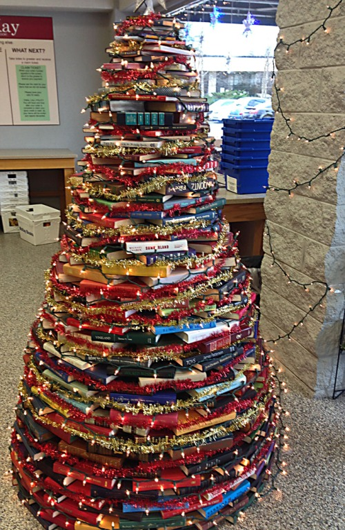 Maybe the tree of Knowledge was actually a tree of books.