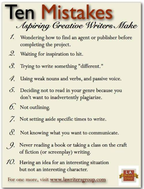 Some may be easier to avoid than others. For more tips, go to www.lawritersgroup.com.