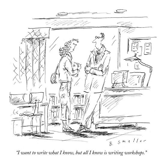 WRITING FROM CONFERENCE EXPERIENCE